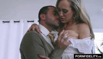 Johnny Sins licks & drills Monique Alexander