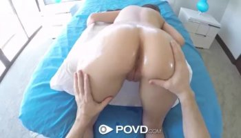 Teen cockteaser swallows a long meaty penis